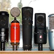 Condenser Microphones alt