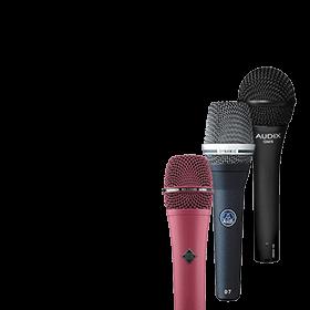 Microphones alt