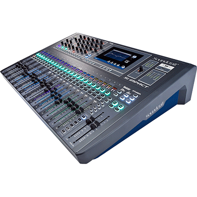 soundcraft si impact alt