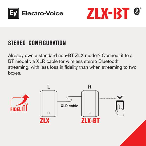 Electro-Voice ZLX-12BT SC