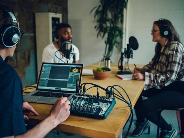 Soundcraft Notepad-12FX Podcast alt