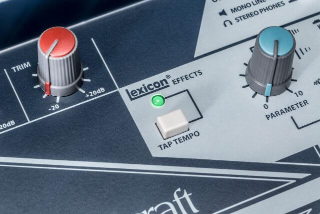 Soundcraft Notepad-12FX detail alt