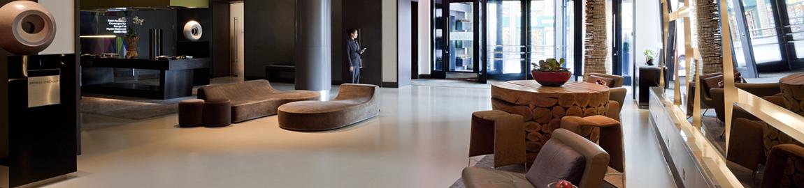 audio visual solution hotel